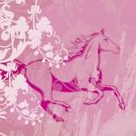 Mystic Garden Horse
